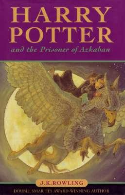 Author of Harry Potter & the Prisoner of Azkaban